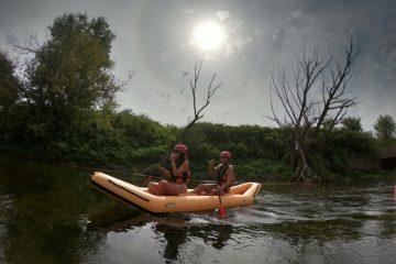 Private tour - safari rafting Karlovac